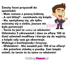 Dowcipy – KobiecyHumor.pl – Tylko dla kobiet! Weekend Humor, Man Humor, Best Memes, True Stories, Sarcasm, Haha, Family Guy, Jokes, Motivation