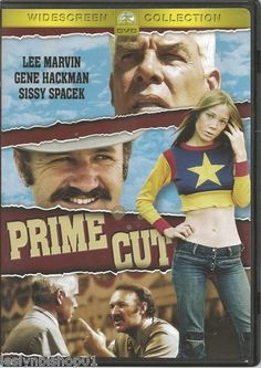 Prime CUT DVD 2005 Widescreen Collection LEE Marvin Sissy Spacek Gene Hack | eBay