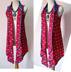 nice coaty with blazer details Batik Fashion, Hijab Fashion, Fashion Dresses, Kurta Designs, Blouse Designs, Gilet Long, Shrug For Dresses, Indian Fashion, Womens Fashion