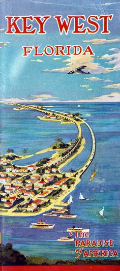 Key West, Floriday image | University of Florida George A. Smathers Libraries