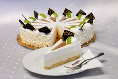 No Bake Cake, Vanilla Cake, Mousse, Cheesecake, Sweets, Baking, Food, Cakes, Gummi Candy