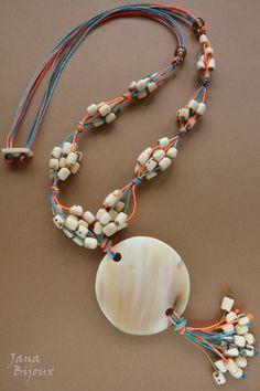 colar com sementes | Jana Bijoux