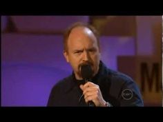 ▶ Louis CK - Contemporary Perceptions about Aviation and Pilots in the USA (Comedy) - YouTube