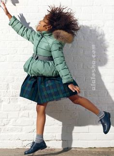 ALALOSHA: VOGUE ENFANTS: #IlGufo #AW15 #girlswear #childrenswear
