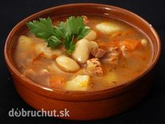 Thick bean soup with vegetables Soup Recipes, Cooking Recipes, Healthy Recipes, Good Food, Yummy Food, Soup And Sandwich, Russian Recipes, Bean Soup, Soups And Stews