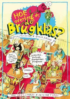 Hoe overleef ik de brugklas? ROMAN Geronimo, Comic Books, Comics, Cover, Groot, Roman, Coaching, Google, Training