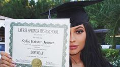 How the Kardashians — and Ryan Seacrest — celebrated Kylie's graduation
