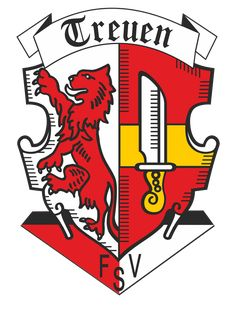 German Football Clubs, International Football, Badges, Fictional Characters, Soccer, Coat Of Arms, Loyalty, Badge, Fantasy Characters