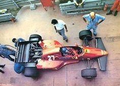 f1 Fiorano 1983 Ferrari F1 126 C3 n. 28 Arnoux & Tambay.