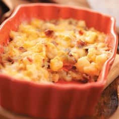 Cooking for 2. Baked Potato Casserole