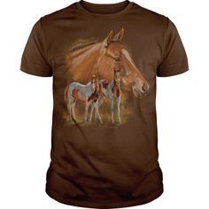 Wildlife Horses T-Shirts, Hoodies. CHECK PRICE ==► https://www.sunfrog.com/Pets/Wildlife-Horses.html?id=41382