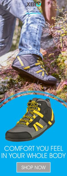 Most hikes don't need a big, heavy, technical hiking boot. And most hiking boots don't let your foot bend, move, flex and feel the world… until the DayLite Hiker. Perfect for day hikes and casual wear, the DayLite Hiker is built with our foot-first design and natural movement philosophy.