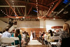 Industrial Los Angeles Wedding, Helms Daylight Studio