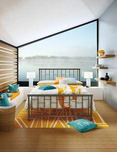 http://www.horizonfurniturestore.com/bedroom-furniture/metal-beds.html?brand=190 - Amisco - Furniture - Bedroom - Mantra Bed