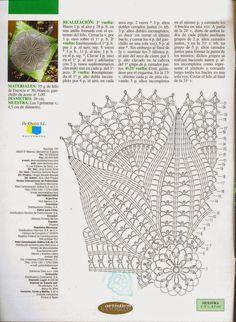 World crochet: Pillow 7