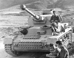 Panzer IV #worldwar2 #tanks