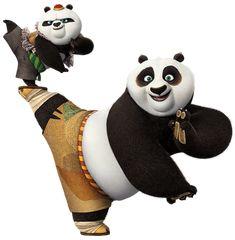 Kung Fu Panda 3 PNG Clip Art Image