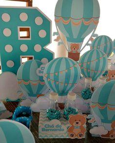Detalhes que encantam  Via @catalogodeideias -  Lindos detalhes  Por @priscillarbfidelis -  Balões e balões para o Bernardo!!  #catalogodeideias   #chadebebe  #festaursinhonobalão  #festabalao  #festaursinho  #chadebebemenino  #festademenino  #quadrodematernidade  #kidsparty  #partyideas  #festasinfantis  #decoracaodefesta  #festascriativas  #personalizados  #decoracaocompapel -  #regrann -  #regrann   #encontrandoideias  #inspirandosuafesta