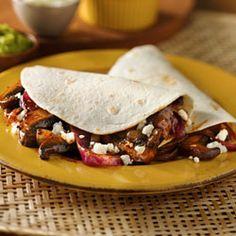 Mushroom and Onion Vegetarian Tacos Recipe - Allrecipes.com