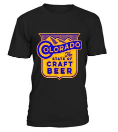 "# Colorado The State of Craft Beer T-Shirt .  Special Offer, not available in shops      Comes in a variety of styles and colours      Buy yours now before it is too late!      Secured payment via Visa / Mastercard / Amex / PayPal      How to place an order            Choose the model from the drop-down menu      Click on ""Buy it now""      Choose the size and the quantity      Add your delivery address and bank details      And that's it!      Tags: Craft beer lover? Home brewer? Or just…"