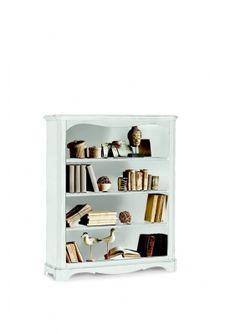 Libreria arte povera cm. 120x36 h143 - Art. 01287