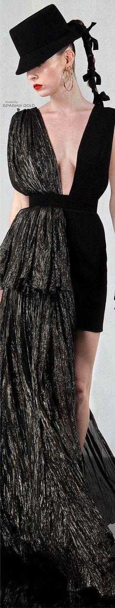 Basil Soda Fall 2017 RTW Fashion 2017, Couture Fashion, New Fashion, Runway Fashion, High Fashion, Womens Fashion, Fashion Trends, Style Fashion, Basil Soda