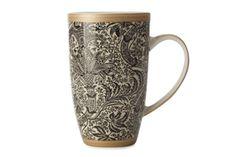 #maxwellandwilliams #williammorris #mug #coffee #tea Maxwell Williams, William Morris, Dinnerware, Porcelain, Mugs, Tableware, Coffee, Dinner Ware, Kaffee