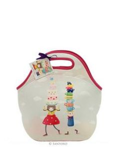 Kori Kumi Lunch Bag – Tea Party First Girl, Tea Party, Lunch Box, Boys, Crocheting, Ideas, Accessories, Bijoux, Young Boys