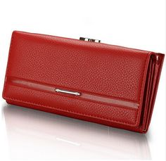 TOYL Vintage faux Leather Women Long Wallets Purse Brand Wallet Women Card Holder Phone Clutch Wallets #>=#>=#>=#>=#> Click on the pin to check out discount price, color, size, shipping, etc. Save and like it!