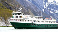 Wilderness Discoverer Ship it best fit for active & adventure travelers, passionate to explore Alaska at its best