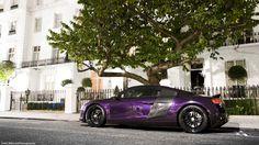 Stunning Purple R8