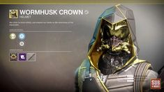 New Hunter Exotic Helm