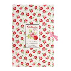 Bedroom | Rose Scented Drawer Liners | CathKidston