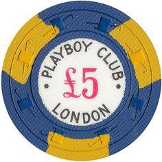 Playboy club london casino chip