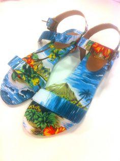 Les sandales Asos