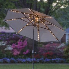 Outdoor Garden Umbrella with LED Supply all kinds of beach umbrella,Garden,outdoor umbrella Reliable quality and the best price. Offset Patio Umbrella, Outdoor Umbrella, Patio Umbrellas, Beach Umbrella, Industrial Led Lighting, Outdoor Lighting, Outdoor Decor, Outdoor Ideas, Outdoor Furniture