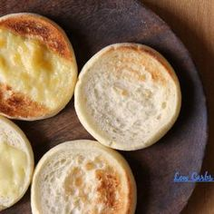 Low Carb English Muffin Keto Recipe