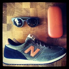 New Balance cm620soo  Komono Dreyfuss Green Safari