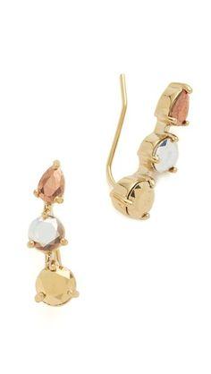 Kate Spade New York Shine On Ear Pins