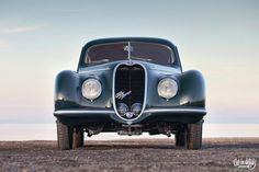Alfa Romeo 6C 2500 S Berlinetta '1939 | Touring