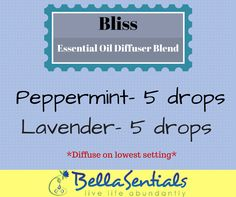 Relaxation Essential Oil Blend| www.bellasentials.com