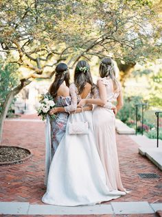 Hillary Hogan and Keith Putnam-Delaney's Garden Wedding in New Orleans