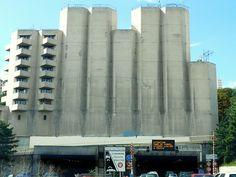 Tunnel de Fourvière (Lyon, 1971) | Structurae