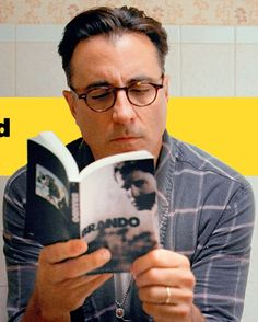 in the bathroom? Speed Reading, Reading Time, Reading Books, Andy Garcia Movies, I Love Books, Books To Read, Reading Pictures, Celebrities Reading, How To Read People