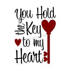 Key to My Heart Clip Art – Cliparts