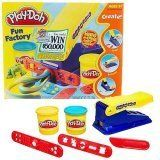 Play-Doh Fun Factory is fantastic for proprioceptive and tactile input plus fine motor development. Consider other Play-Doh sets, too. Play Doh Kits, Play Doh Fun, Proprioceptive Activities, Paw Patrol Toys, Home Entertainment Furniture, Birthday Supplies, Creative Play, The Gathering, Craft Items