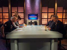 De uitzending van 25 oktober: Ook vandaag weer een volle tafel!!