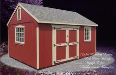 Storage Sheds - Garden Sheds Style :: EZ Custom Storage Barns Sheds Lancaster PA, PA, MD, DE, NJ, NY, CT Connecticut