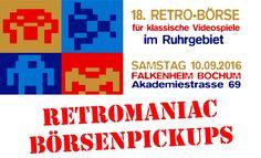 Hallo Leute  einfach mal wieder ein neues Video von mir mit meinen Börwsen-Pickups von der Retrobörse in Bochum.  Ich hoffe dass es euch gefällt.  Besucht bitte die Website von infinity [NES] und mir wenn ihr Bock auf NES-Power habt! http://ift.tt/2bc3324 - now youre browsing with Power!  Wenn ihr mögt: Besucht meine PixelFuntastiX-Freunde und mich auf Facebook! Liken nicht vergessen: http://ift.tt/1OFxlY8  Musik: Ree Beetz https://www.youtube.com/channel/UC8_eqq6HAAqnSsaqyXmqDYg  Folgt mir…