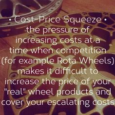 Cost-Price Squeeze